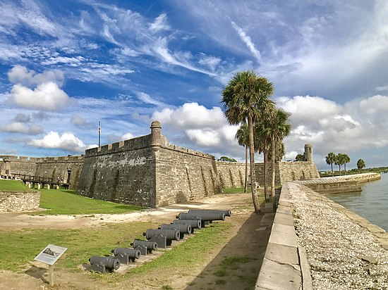 Castillo de San Marco, by Elenapphotography.