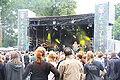 Castlefest 2009 - Forrest Stage - Omnia 1.JPG