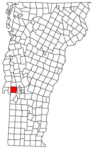 Castleton, Vermont - Image: Castleton vt highlight