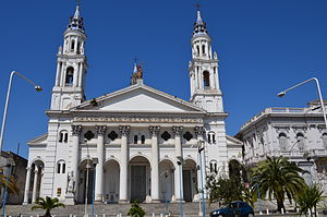 Roman Catholic Archdiocese of Paraná - Cathedral of Our Lady of the Rosary