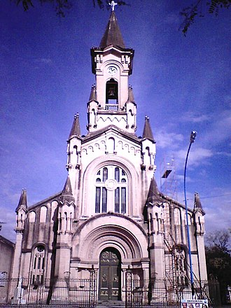Rafaela - Cathedral of Rafaela
