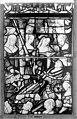 Cathédrale - Vitrail, Chapelle Saint-Joseph, Vie de saint Romain, lancette de droite, quatrième panneau, en haut - Rouen - Médiathèque de l'architecture et du patrimoine - APMH00031321.jpg