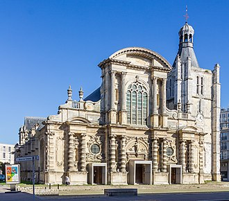 Roman Catholic Diocese of Le Havre - Le Havre Cathedral