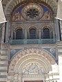 Cathédrale Sainte-Marie-Majeure de Marseille. Détail du portail..JPG