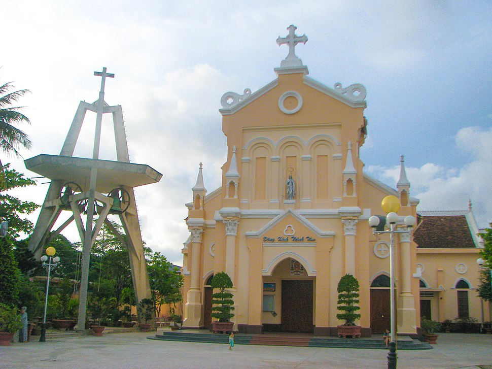Cathedrale Cần Thơ 2