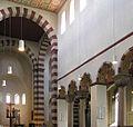Cattedrale di San Michele a Hildesheim navata.jpg