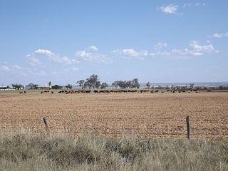 East Greenmount, Queensland Suburb of Toowoomba Region, Queensland, Australia