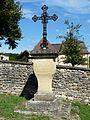 Cause-de-Clérans cimetière Cause croix (5).JPG