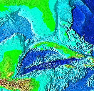 Cayman Trough A complex transform fault zone pull-apart basin on the floor of the western Caribbean Sea