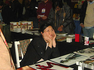 Celia Calle - Celia Calle New York Comic Con