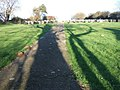 Cemetery shadows - geograph.org.uk - 332913.jpg