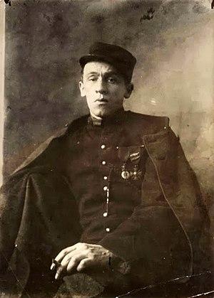 Cendrars, Blaise (1887-1961)