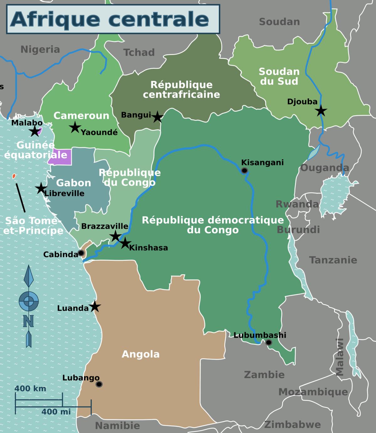 afrique-centrale