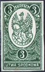 Central Lithuania 1921 MiNr 036B B002.png