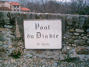 Pont du Diable (Céret) - Image: Ceret pont de Diable