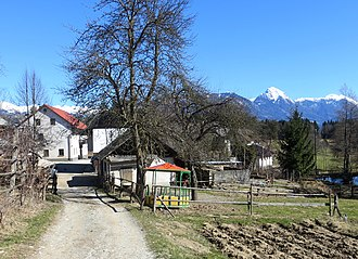 Češnjica pri Kropi - Image: Cesnjica pri Kropi