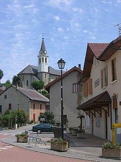 Challonges Commune in Auvergne-Rhône-Alpes, France