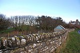 Chambered Cairn and Farm House - geograph.org.uk - 1075905.jpg