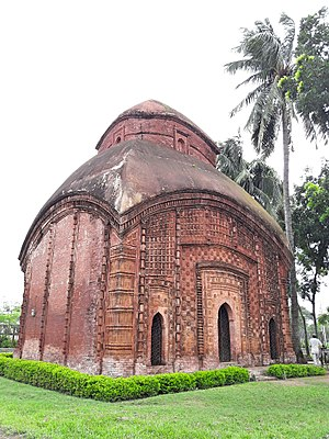 Jessore District - Chanchra Shiva Temple