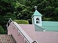 Chapel in Kanazawa Kokusai Hotel 金澤國際旅館裡的小教堂 - panoramio.jpg