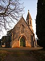 Chapel in Torquay Cemetery - geograph.org.uk - 299124.jpg