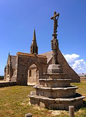 calvaire de la chapelle Notre-Dame-de-Penhors