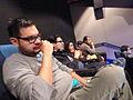 Charla de apreciación cinematográfica en la sala 6 de la Cineteca Nacional de México 4.JPG