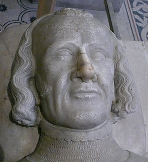 Charles II, Count of Alençon French noble