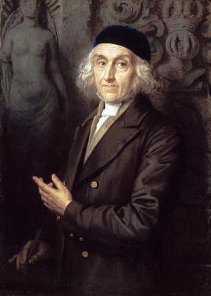 Charles de Graimberg - Portrait of de Graimberg
