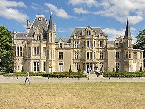 Troubadour style - Chateau de Beauregard, Calvados, 1864