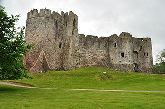 Chepstow Castle - Image: Chepstow Castle (4197)
