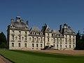 Cheverny Le Château Vue n°2.JPG