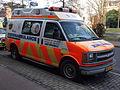 Chevrolet Dierenambulance 'Pupielance', Amsterdam, The Netherlands pic2.JPG