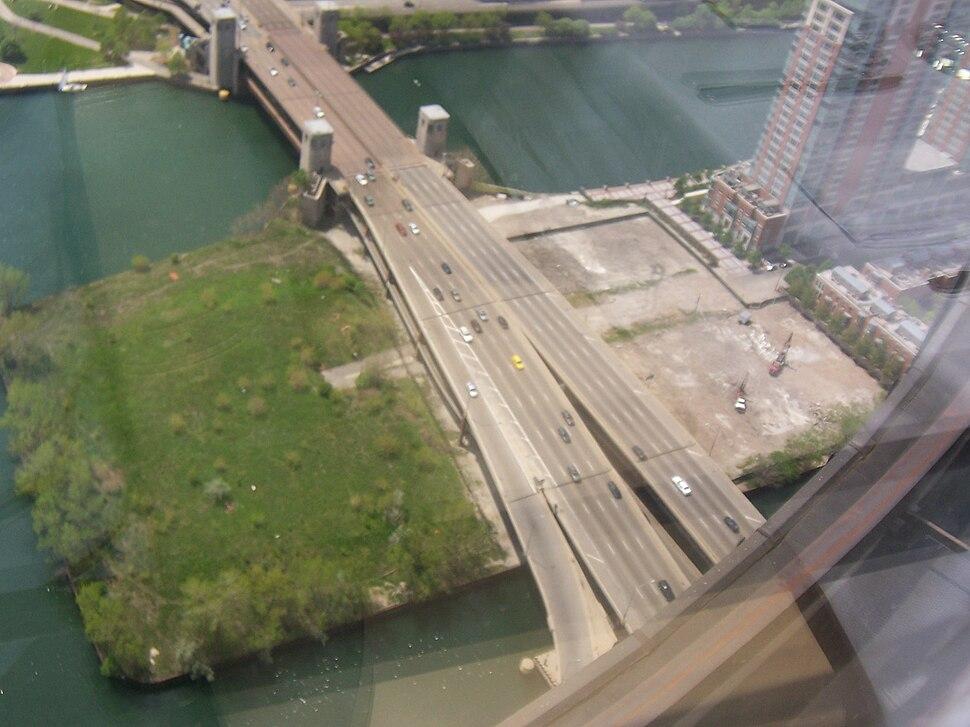 ChicagoSpireFutureSite