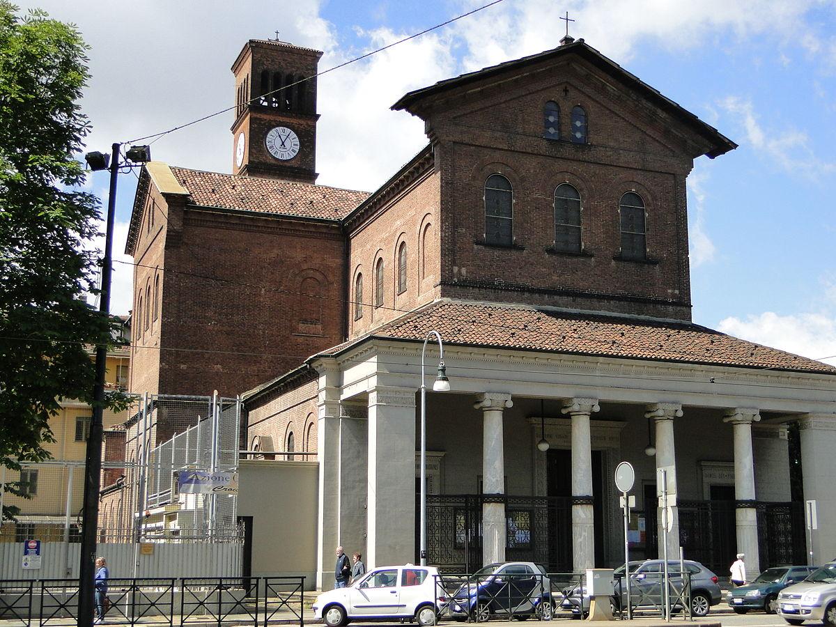 Crocetta torino wikipedia for Affitto bilocale arredato torino crocetta