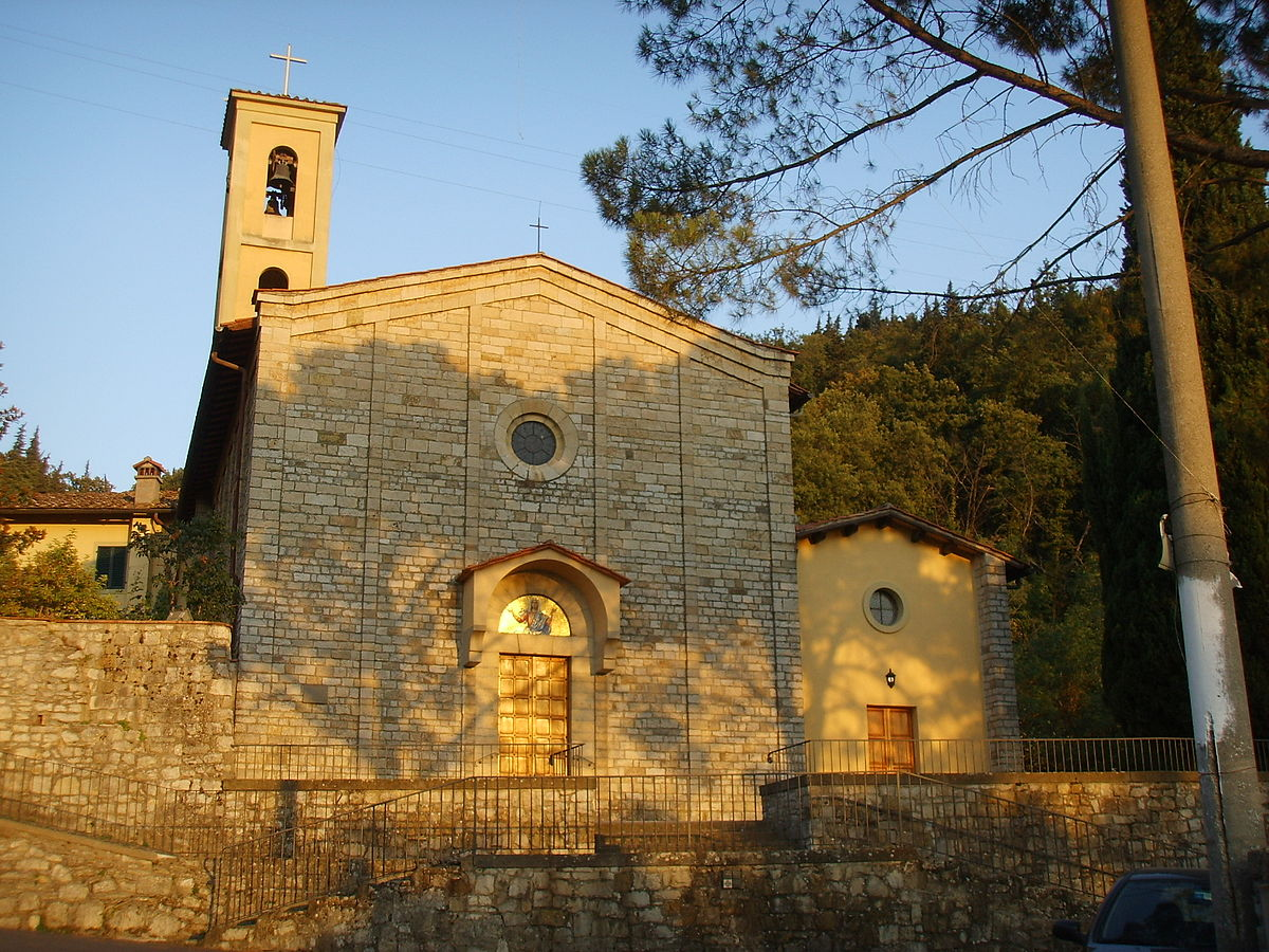 Pieve di Santa Maria a Filettole - Wikipedia