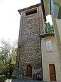 Chiesa di San Giovanni Evangelista (Castelnovo - Parma) - campanile 2019-06-03.jpg
