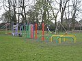 Children's play equipment in Denehurst Park - geograph.org.uk - 1261981.jpg