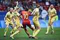 China x Suécia - Futebol feminino - Olimpíada Rio 2016 (28266134914).jpg