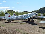 Chinese Air Force DC-3, Beijing Aviation Museum (25871699093).jpg