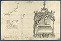 Chinese Bed, in Chippendale Drawings, Vol. I MET DP104160.jpg