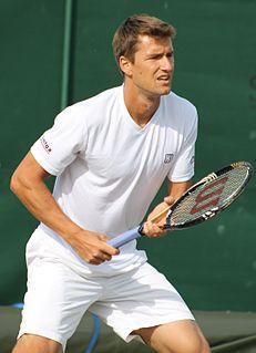 Marco Chiudinelli Swiss tennis player