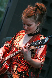 Choffel performing live at SXSW Music Festival 2009.jpg
