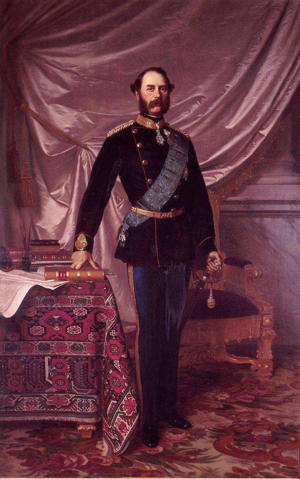 Christian IX af Henrik Olrik