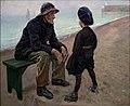 Christian Krohg - Good Friends - Gode venner - Nasjonalmuseet - NG.M.02347.jpg