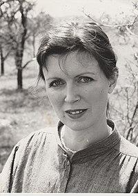 Christine Muscheler-Frohne 1987.jpg