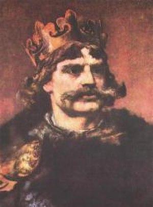 Piast dynasty - Image: Chrobry 1