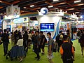 Chunghwa Telecom booth, Softex Taipei 20180429.jpg