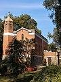 Church inside Saint Stephens College , Delhi University (cropped).jpg