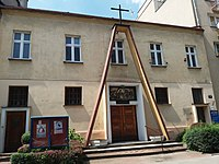 Church of Feast of the Ascension of Jesus Christ (Old-Catholic Church) in Cracow, Poland.jpg